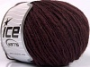 Flamme Wool Light Maroon