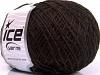 Wool Fine 30 Dark Brown