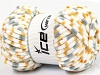 Chenille Baby Colors White Light Brown Grey