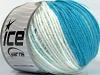 Sale Self-Striping White Blue