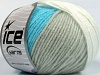 Sale Self-Striping White Light Grey Blue