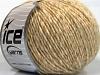 Wool Cord Aran Cream melange