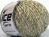 Wool Cord Aran Grey Cream