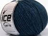 Wool Cord Aran Blue Shades