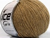 Wool Cord Light Light Brown