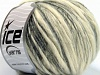 Flamme Wool Light Grey Cream