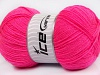 Merino Gold Bright Pink