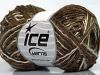 Monet Wool Fine Cream Brown