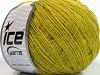 Wool Cord Sport Light Olive Green