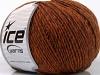 Wool Cord Light Copper Brown