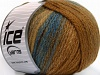 Air Wool Color Brown Shades Blue