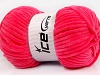 Chenille Baby Candy Pink