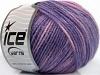 Sale Self-Striping Pink Shades Lilac Shades