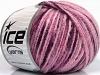Sale Self-Striping Pink Shades Maroon
