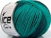 Sale Self-Striping Turquoise Green Shades