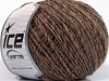 Wool Cord Light Brown Shades