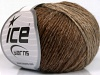 Soft Chain Wool Brown Sombras