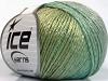 Soft Chain Wool Gris Sombras verdes