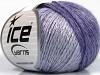 Soft Chain Wool Lilac Shades
