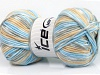 Supersoft Tube Colors White Grey Blue Beige