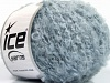 Boucle Mohair Worsted Light Blue