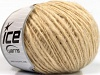 Flamme Wool Light Beige