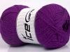 Solid Sock Purple