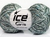 SoftAcryl Melange White Grey Blue