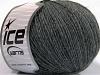Wool Cord Sport Dark Grey