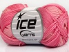 Cotton Fine Melange Pink