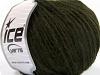 Wool Worsted 50 Dark Green