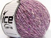 Sale Winter Lilac Shades Tweed