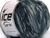 Alpaca Color Glitz Navy Grey Blue