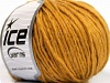 Wool Cord Aran Gold