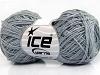Natural Cotton Superfine Light Grey