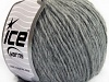Wool Cord 30 Grey Melange