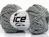 Natural Cotton Fine Grey Melange