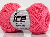 Natural Cotton Fine Candy Pink