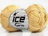 Cotton Fine Melange Cream