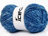 Wool Melange Blue Shades