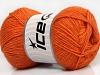 Silk Merino DK Orange