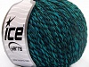 Iris Wool Turquoise Shades