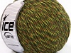 Wool Light Green Shades Brown