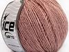 Wool Cord Light Rose Pink