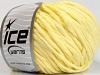 Natural Cotton Bulky Light Yellow