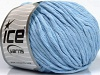 Natural Cotton Bulky Baby Blue