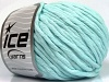 Natural Cotton Bulky Light Turquoise