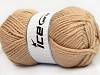 Wool Bulky Glitz Gold Beige