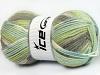 Jacquard Grey Shades Green Shades Blue