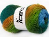 Alpaca Active Turquoise Green Shades Gold Blue